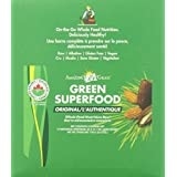 Amazing Grass Organic Green Superfood Whole Food Nutrition Bar, 12-Count