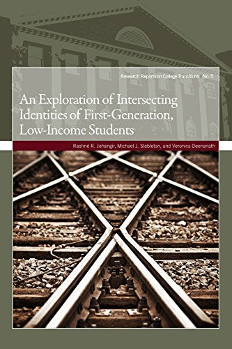 An Exploration Of Intersecting Identities Of First Generation  Low Income Students  Research Reports On College Transitions