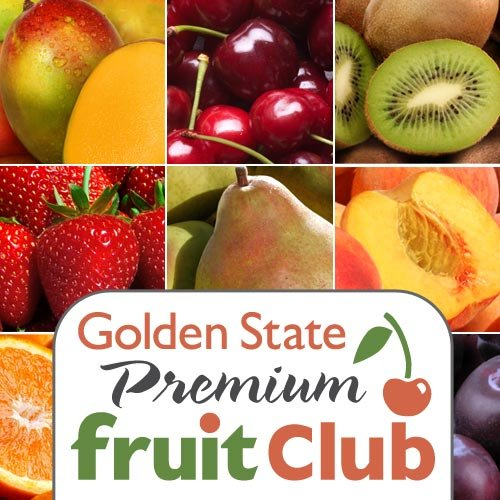 Golden State Premium Duo Monthly Fruit Club - 12 Month Club by Golden State Fruit