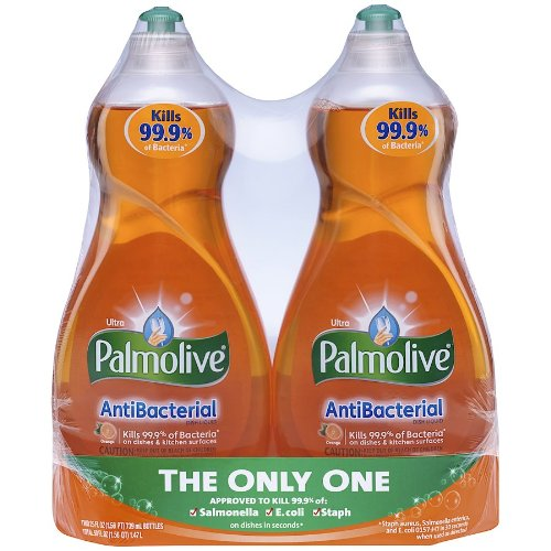 Palmolive Ultra Anti Bacterial Liquid Ounce product image