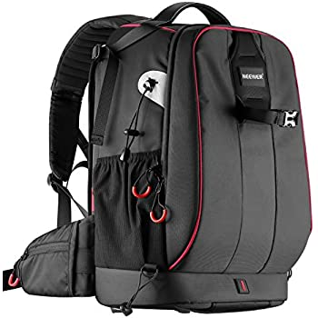 Neewer Pro Camera Case Waterproof Shockproof Adjustable Padded Camera Backpack Bag with Anti-theft Combination Lock for DSLR,DJI Phantom 1 2 3 Professional ...
