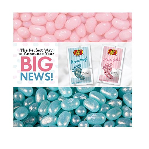 [JELLY BELLY IT'S A BOY! OR IT'S A GIRL! JELLY BEANS ~PERFECT FOR BABY SHOWERS! (IT'S A BOY!)] (Jelly Bean Costumes For Babies)