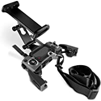 Remote Controller Holder for Foldable 4.6-10 Inch Phone Tablet Mount+Neck Strap Accessories for DJI Mavic Mini, Mavic 2 Pro/Zoom, DJI Spark/Mavic Pro/Mavic Air Remote Control