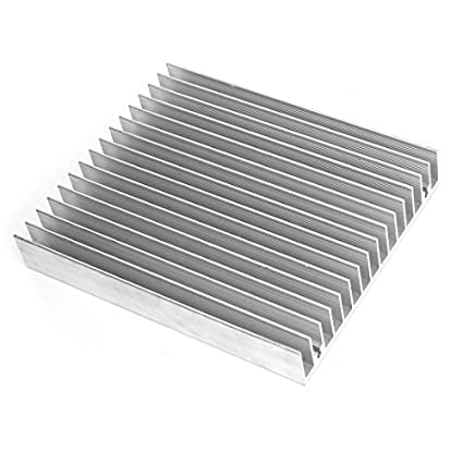 Amazon.com: DealMux alumínio dissipador de calor Amplifier Power Supply Transistor IC FET PA: Electronics
