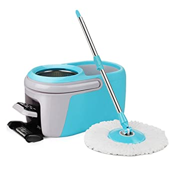 Z-TB Spinning and Bucket Cleaning Set 360 Degree Spinning Four ...