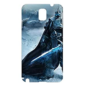 Strong Character Design World of Warcraft Phone Case Cover for Samsung Galaxy Note 3 N9005