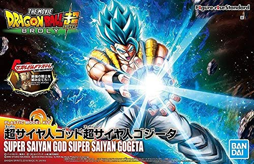 Bandai Hobby Figure-Rise Standard Super Saiyan God Super Saiyan Gogeta Dragon Ball Super from Bandai Spirits