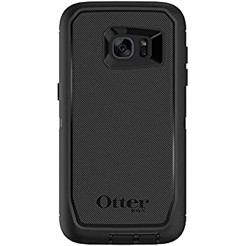 OtterBox DEFENDER SERIES Case for Samsung Galaxy S7 Edge - BLACK (Certified Refurbished)