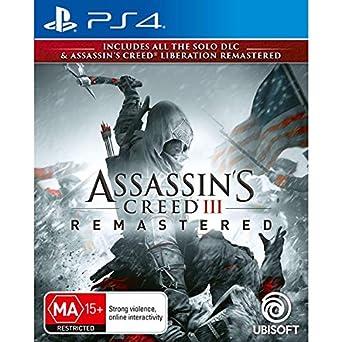 Amazon Com Assassin S Creed Iii Remastered Liberation