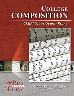 College Composition CLEP Test Study Guide