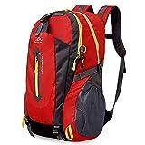 ZOUQILAI 40L Outdoor Lightweight Backpack Multifunctional...