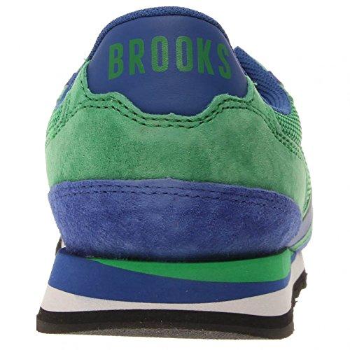 Brooks Heritage Herren Brk_110178_1d_434 Schillerndes Blau / helles Grün