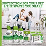 Natural Care Flea and Tick Spray for Dogs and