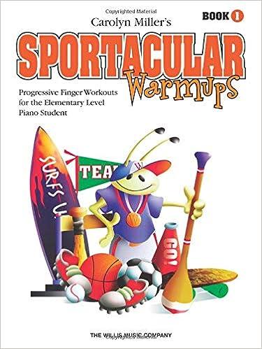 Book 1 Sportacular Warm-Ups