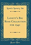 Amazon / Forgotten Books: Lovett s Big Rose Collection for 1941 Classic Reprint (Lovett s Nursery Inc)
