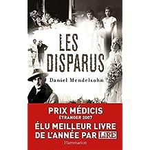 Les Disparus (LITTERATURE & E)