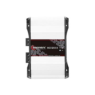 Taramp's MD 1200.1 1 Ohm 1200 Watts Class D Full Range Mono Amplifier, (Model: MD12001)