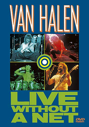 Van Halen: Live without a Net for sale  Delivered anywhere in USA