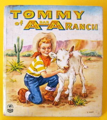Tommy of A-bar-A ranch (A Cozy Corner book)