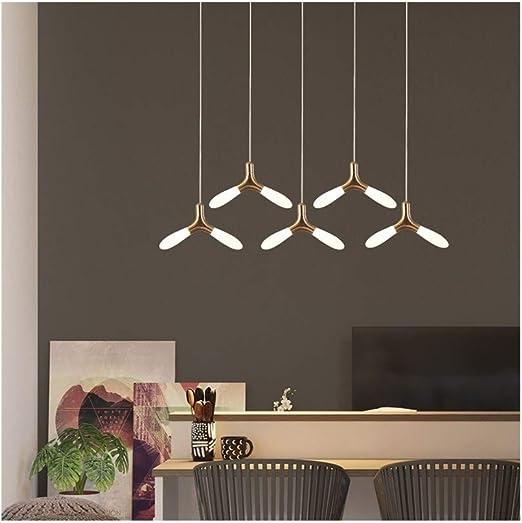 Amazon Com Durable Modern Led Chandelier Living Room Pendant Lamp