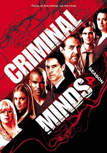 Criminal Minds: Season 4 DVD