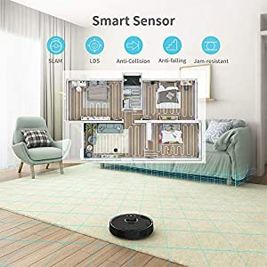 Sensors are the main answer to How do Robot Vacuum Cleaners Work?