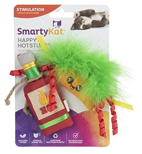 SmartyKat Happy Hotstuff Set of 2 Catnip Cat Toys 2