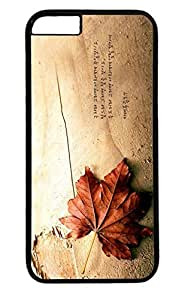 Free Life PC Black Case for Masterpiece Limited Design iphone 6 by Cases & Mousepads