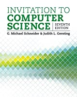 Invitation to Computer Science - Standalone book (MindTap Course List)