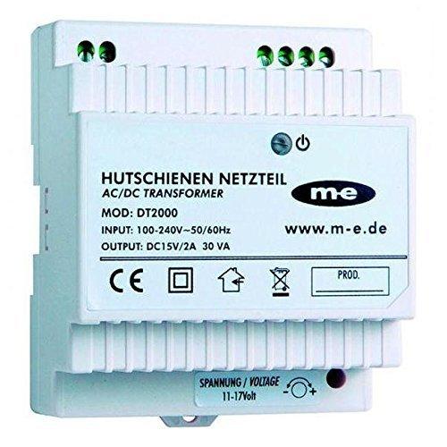 m-e Dt-2000/Electronic DIN rail dalimentation