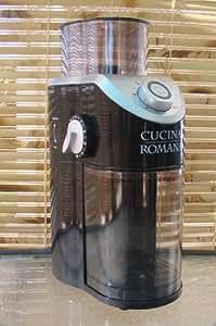 Burr Coffee Grinder - Professional - Cucina Romana