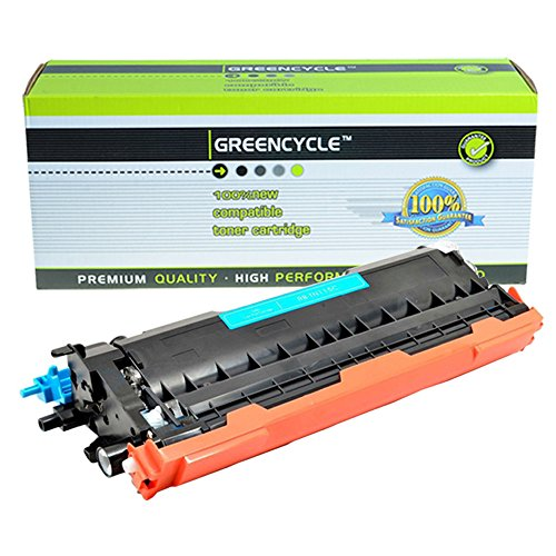 Greencycle 1 PK Compatible TN115 Cyan Toner Cartridge For Brother MFC-9840CDW HL4040CDN Printer