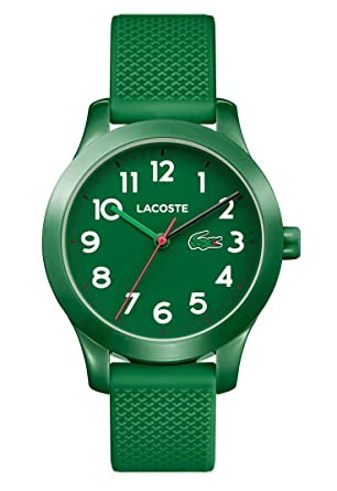 Lacoste Unisex 12.12 Kids Green One Size
