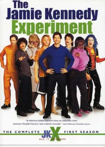 DVD : The Jamie Kennedy Experiment: The Complete First Season (2PC)