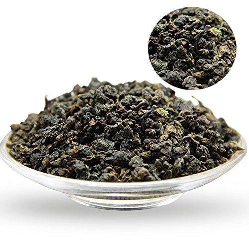 125 (cups) Top Quality GABA Oolong Tea-100% Natural GABA Supplement-Taiwan High Mountain GABA Oolong Tea-GABA Wu Long Tea-A Calming and Relaxing GABA Oolong Tea-250g/8.8oz by Lida
