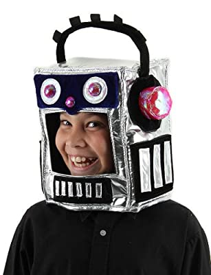 Robot Mask Hat