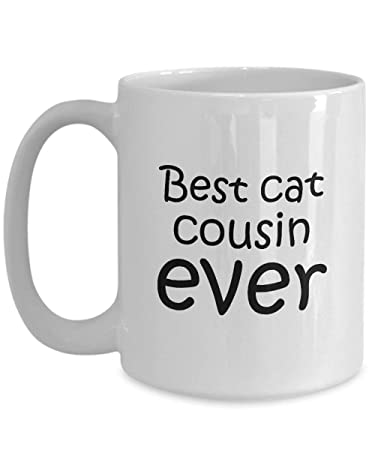 Amazon Best Cat Cousin Ever