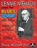 Lennie Niehaus Plays The Blues - C Edition (Book & CD Set)
