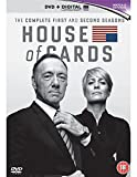 DVD : House Of Cards: Season 1 And 2 [DVD]