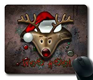 Christmas Rectangle Mouse Pad by Sakuraelieechyan by runtopwell