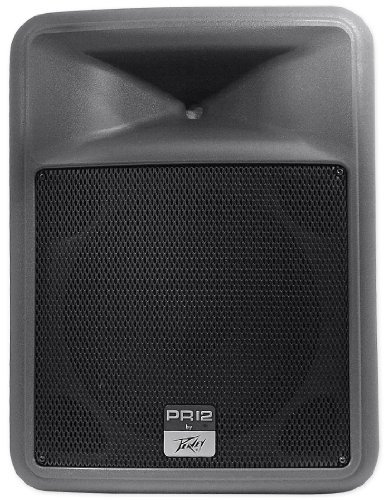 Brand New Peavey Pr 12 12'' 800 Watt Two Way Lightweight Portable Pa Speaker w/ Neo Magnet by Peavey
