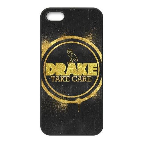 iPhone 4 4s Cell Phone Case Black Drake Ovo Owl Knol: Amazon ...