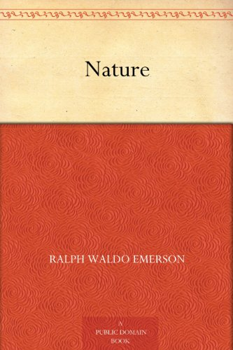 "The cover of ""Nature."""