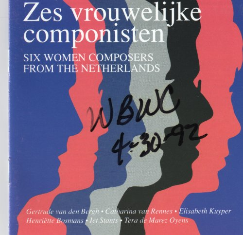 Six Women Composers from Netherlands