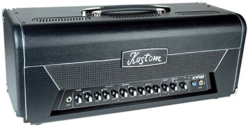 Hybrid Guitar Amps (Kustom High Voltage Series Hybrid Tube 100 Watt Guitar Amp Head)