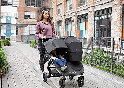 51HaAJ 4%2BDL - Baby Jogger City Mini GT2 Double Stroller, Jet