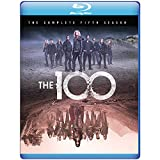 The 100: Season 5 Cover - Blu-ray, DVD, Digital HD