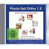 Physio-Test Ortho 1.5, 1 CD-ROM Gelenkmessung und Dokumentation. Für Windows