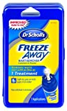 Dr. Scholl's Freeze Away Wart Remover, 7 Treatments, Box , Pack of 4 Dr.-6k