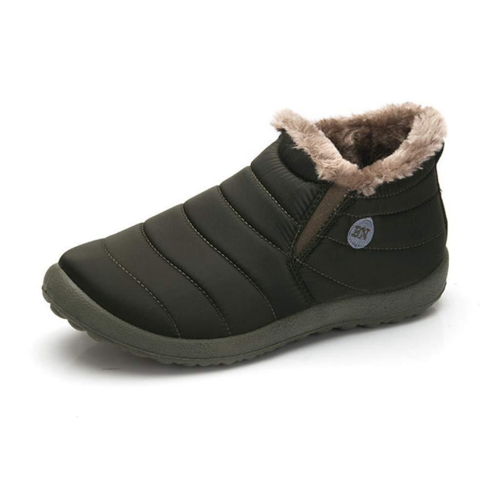 FHCGMX Paar Unisex Stiefel Stiefel Stiefel Männer Stiefel Mode Qualität Winter Schnee Stiefeletten Für Männer Warme Stiefel Ankle Arbeitsschuhe Größe 35-48  ee77c1